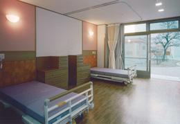 特別養護老人ホームやまさわの里 部屋-個室・二人部屋