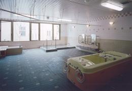 特別養護老人ホームやまさわの里 特養-浴場