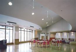 特別養護老人ホームやまさわの里 デイサービス-食堂